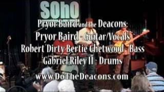 Download Lagu I Dont Need No Doctor - Pryor Baird and the Deacons - LIVE!! at SOhO - musicUcansee.com Gratis STAFABAND