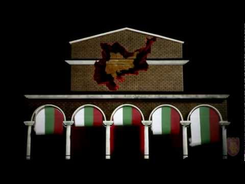 Veliko Tarnovo 3D Mapping Light Show - Велико Търново 3Д Мапинг (Official) HD