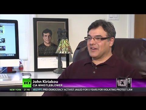 'Wake up, you're next' – CIA whistleblower John Kiriakou