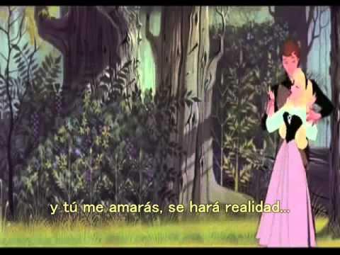 Eres tú- La Bella Durmiente (español latino-letra)