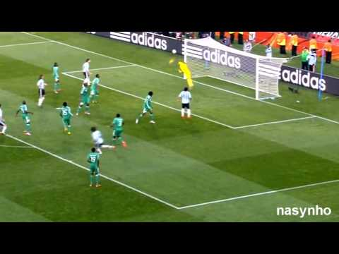Messi vs. Nigeria [12.06.2010] HD