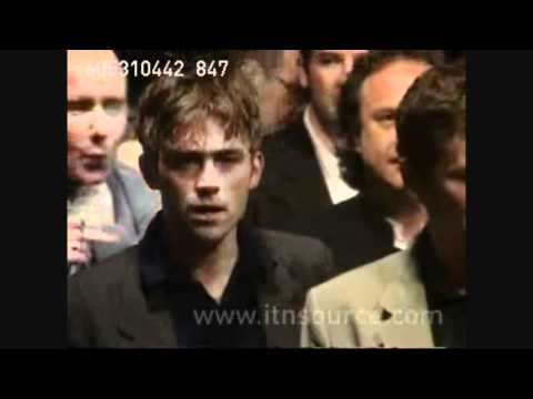 "Cannes Film Festival - ""Trainspotting"" 96'"
