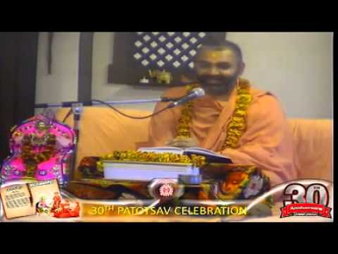 Cardiff Temple 30th Patotsav 2012 - Day 2 - Morning Vachnamrut Katha