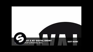 Rob Marmot & My Digital Enemy - African Drop (Original Mix)