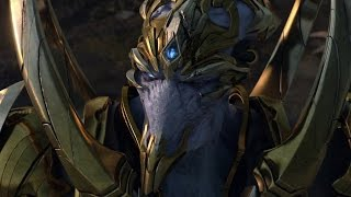 Starcraft 2 Legacy of the Void  Pelicula Completa Español