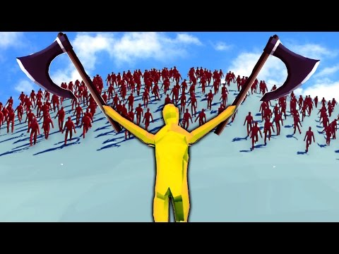 BEST UNIT IN THE GAME! (Totally Accurate Battle Simulator)