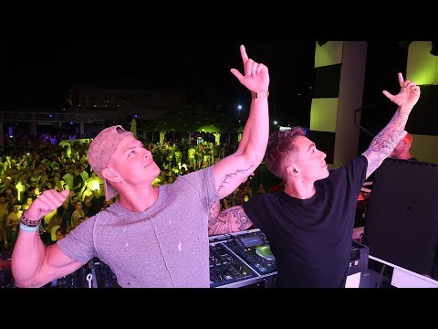 WORK HARD, PLAY HARD (On Tour With Headhunterz)