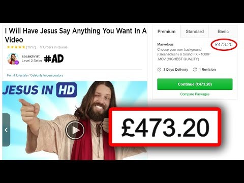 SPENDING £500 FOR 500,000 SUBSCRIBERS