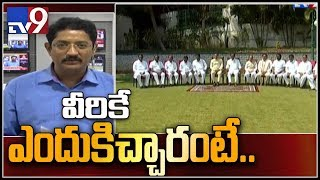 Murali Krishna analysis on KCR Cabinet expansion