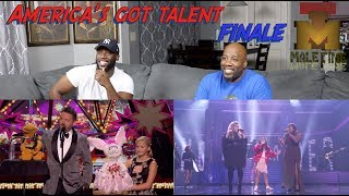 America's Got Talent 2017 Finale (Reaction)