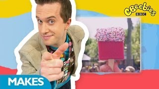CBeebies: Mister Maker Around The World - Joke Sponge Ice Lolly - 1 Minute Make