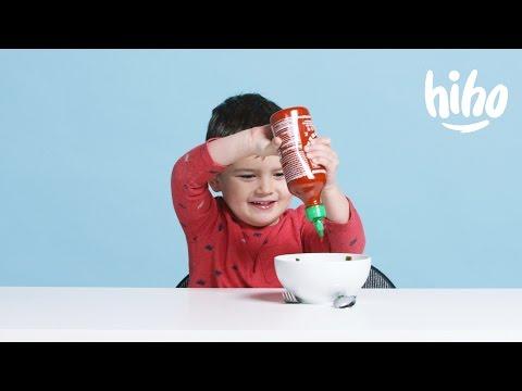 American Kids Try Vietnamese Food | Kids Try | HiHo Kids