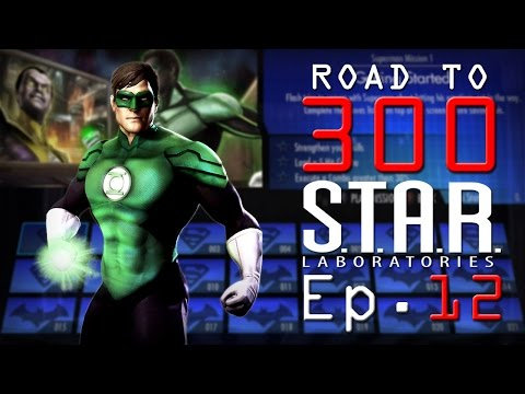 Road to 300 - Ep.12 - Green Lantern (S.T.A.R. Labs Mission 111-120)