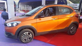 2018 Tata Tiago NRG | Canyon Orange | Features | Specifications | Price | Exerior | Interior