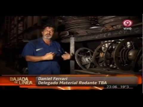 Bajada De L�nea,victor Hugo Morales.