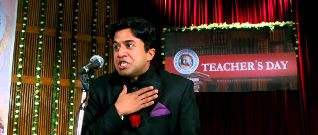 What is the meaning of the shlok said by Chatur Ramalingam ...