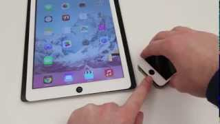 New iPad 2 feature fingerprint sensor