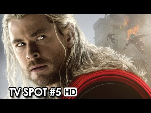 Avengers: Age of Ultron TV Spot #5 (2015) - Avengers Sequel Movie HD