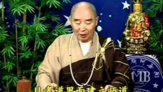 Phương Pháp Dạy Con Khi Mang Thai.mpg - Tịnh Không Pháp Sư chủ giảng