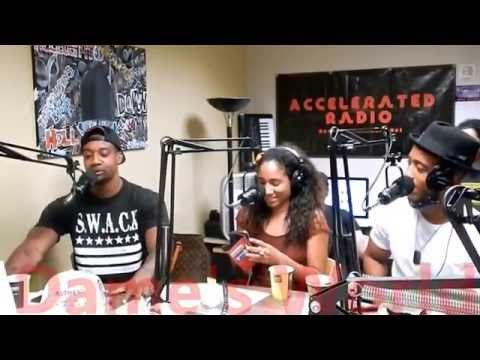 Jake And Papa, Dj Kid Fresh, Be Authentc On Urban Hollywood Radio video