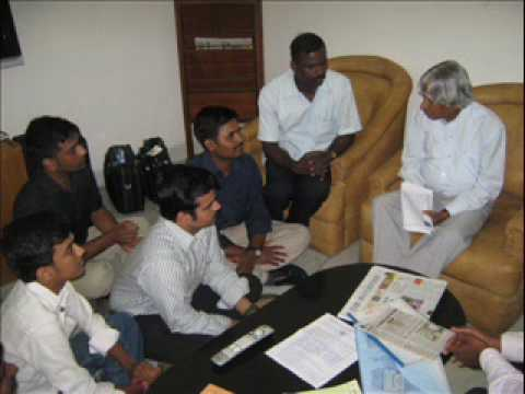 Dr Abdul Kalam's exclusive message to Indian youth