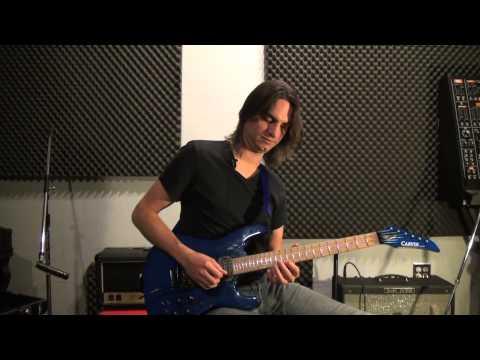 Jason Becker - Variations Of Intervallic Arpeggios