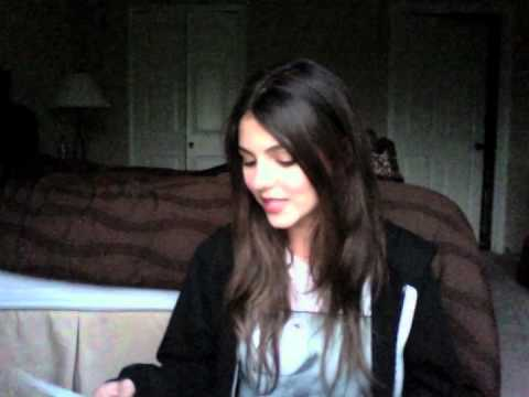 Victoria Justice Answers Twitter Questions