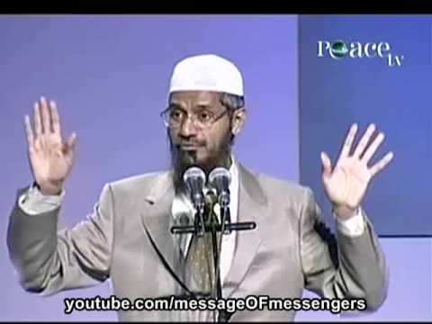 Dr. Zakir Naik on Sania Mirza
