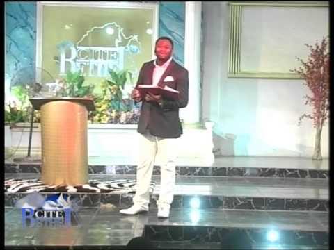 Pasteur Moise Mbiye - Prédication ( les clés de David)
