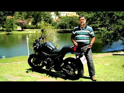 Vrum testa a Yamaha XJ6 N. uma moto ideal para a cidade