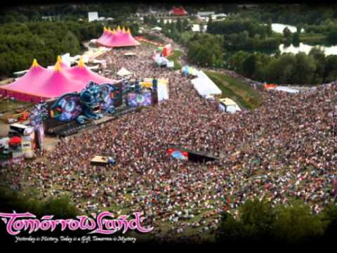 Tomorrowland 2011 - Steve Aoki