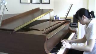 """Irene Lin plays Beethoven """"Moonlight"""" Piano Sonata No. 14"""