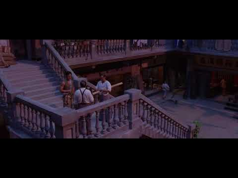 功夫 周星馳 電影 鐵線拳 十二路譚腿 如來八卦棍 Kung Fu Movie Steven Chow