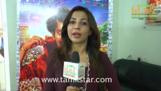 Parvathy Nair At Enkitta Mothathe Movie Team Interview