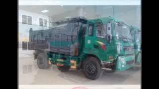 Xe tải ben 3 tấn 5. Mua trả góp xe ben 3t5 tại Nam Định. LH : 0975.326.325