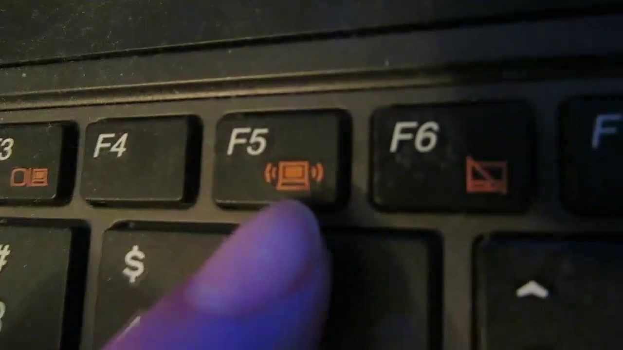 how to make work the utility buttons on laptop