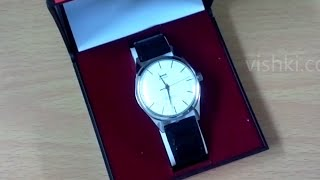 HMT Janata Unboxing - Mechanical Hand wound classic watch