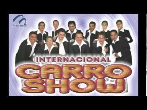 Carro Show Y Aron Y Su Grupo Ilucion Mix 2013