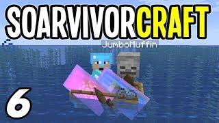 SoarvivorCraft - EPIC Treasure Hunt with JumboMuffin!! - Minecraft 1.13 Multiplayer - Ep. 6