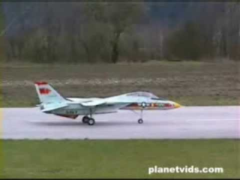 remote control jet airplane