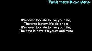 Watch Papa Roach Do Or Die video
