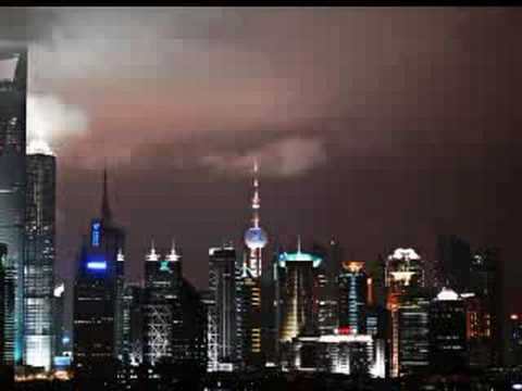 Shanghai World Financial Center (August 2008)