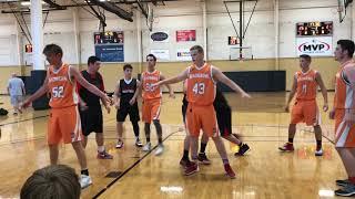 Nathan Slowik Summer Basketball Highlights
