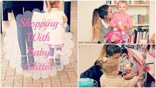 Shopping & Haul With Baby Glitter | Zoella