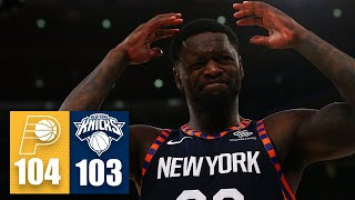 Knicks suffer 9th straight loss in heartbreaking fashion | 2019-20 NBA Highlights