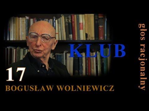 Bogusław Wolniewicz 17 KLUB Krzywa życia Cz.1
