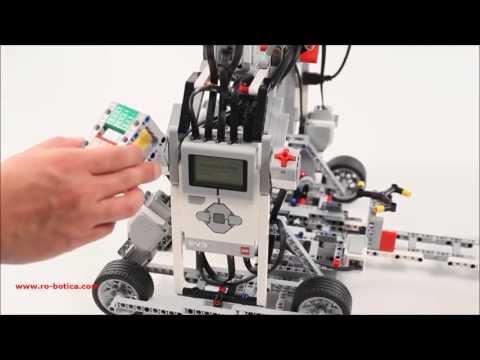 LEGO MINDSTORMS Education EV3: Fábrica Con Recursos Adicionales En RO-BOTICA