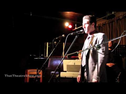 Russell Fischer (Jersey Boys) sings from Allegro
