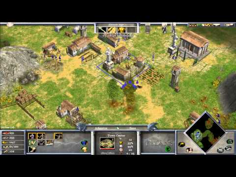 Age of Mythology The Titans - Deel 5 - De aanval