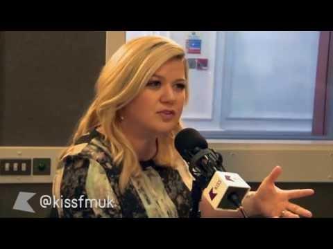 Kelly Clarkson talks babies & Piece by Piece Pt 1 | KISS FM (UK)